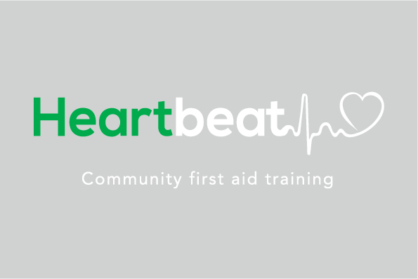 Heartbeat first aid training