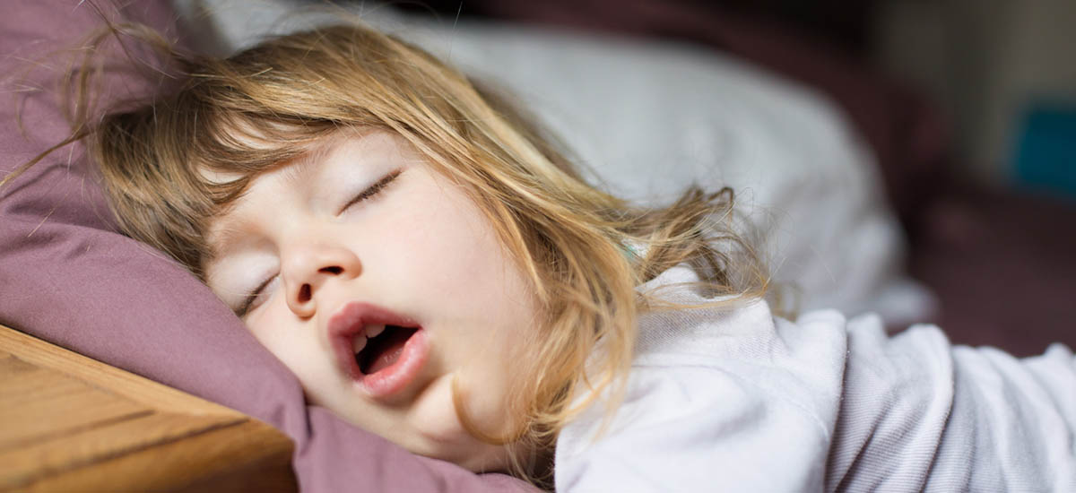 Parents encouraged to check children's sleeping habits